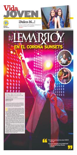 EN EL CORONA SUNSETS