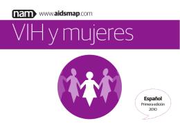 VIH y mujeres
