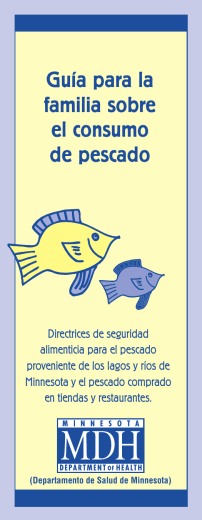 A Family Guide to Eating Fish (Spanish)