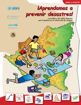 ¡Aprendamos a prevenir desastres!