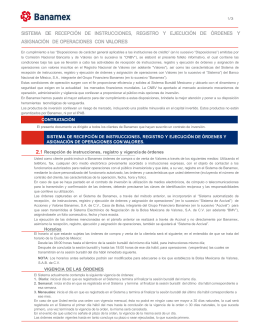 Folleto de Capitales