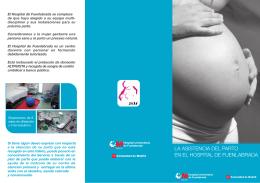 folleto informativo - El Parto es Nuestro