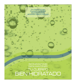 Folleto De Hidratacion - Asociación de Bebidas Refrescantes