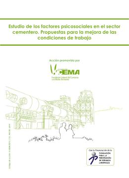 Folleto - Fundación CEMA
