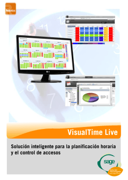 Folleto VT LivePortal