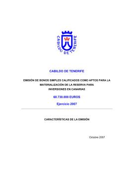 Folleto de emisión año 2007 (PDF - 201 Kb )