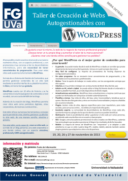 Folleto WORDPRESS.cdr