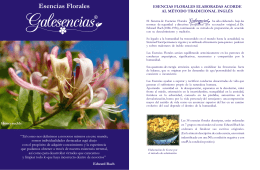 e-folleto galesencias_1 - instituto de terapeutas florales