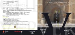 Folleto informativo - Universidad de León