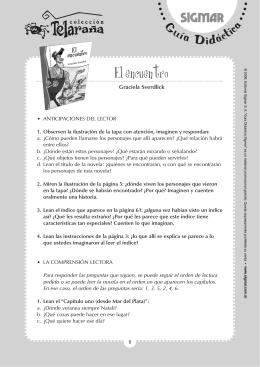 Guía_El encuentro - Editorial Sigmar