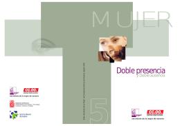 05.folleto doble presencia - Comisiones Obreras de Navarra