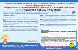 Descarga el folleto - SIE Consultores:. Bienvenidos