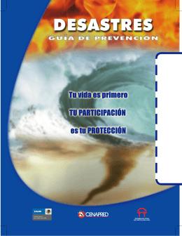 Desastres, Guía de Prevención