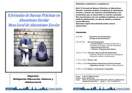 folleto IIJornadas_absentismo