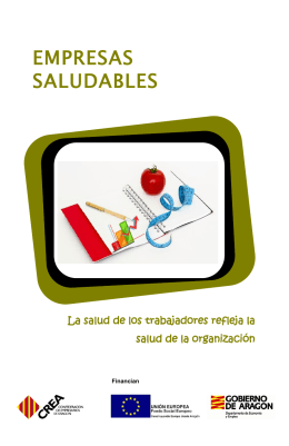 EMPRESAS SALUDABLES