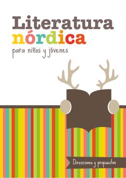La literatura nórdica para niños y jóvenes.