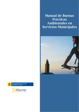 Manual de Buenas Prácticas Ambientales en Servicios Municipales