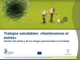 Cómo gestionamos el estrés? - CCOO del Ayuntamiento de Madrid