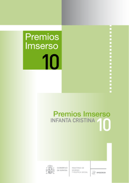 Premios Imserso