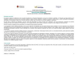 SECRETARÍA DE EDUCACIÓN Subsecretaría de