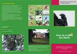 Folleto Aves Plaza San martín Ver4