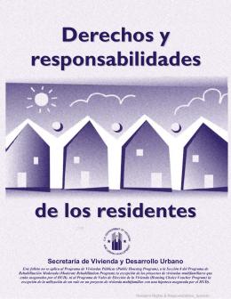 Derechos y responsabilidades de los residente ss