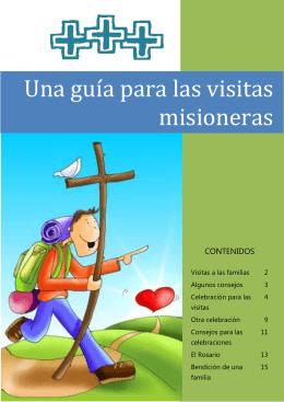 Una guía para las visitas misioneras
