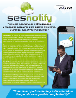 SESNOTIFY FOLLETO LOW