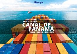 El folleto - Canal de Panamá
