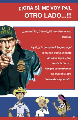 Folleto Migración - Maderas del Pueblo