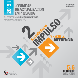 Folleto Jornadas 2015