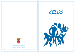 Folleto Celos