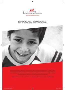folleto-presenta-institu-edit.indd 1 11/29/12 4:32:13 PM