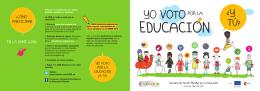 folleto SAME 15 castellano - Campaña Mundial por la Educación