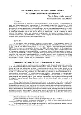 FOLLETO DE PRESENTACIÓN - Universidad Complutense de Madrid