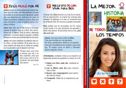 Folleto evangelistico en Espanol