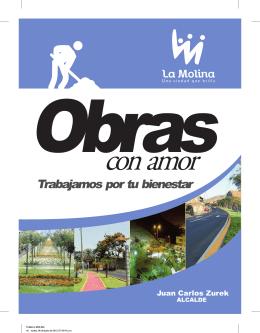 Trabajamos por tu bienestar - Municipalidad de La Molina