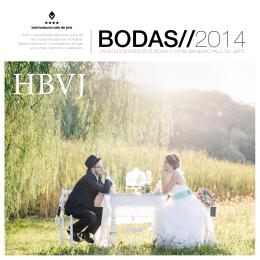 folleto bodas - Hotel Balneario Valle del Jerte