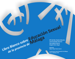 Málaga - Instituto de Sexología