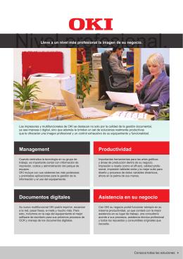 folleto oki solutions - pag1