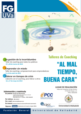 2012 COACHING Folleto.cdr