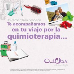 quimioterapia... - Cuidar en Oncología