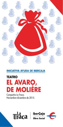 folleto la traca - Ibercaja Obra Social