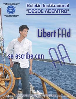 """Boletín """"Desde Adentro"""""""