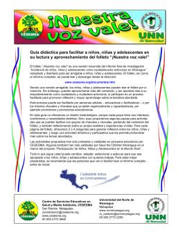 CESESMA-Nuestra_voz_vale-Guia_didactica