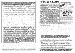 """Si quieres descargarte el folleto """"Historia de un fanzine"""