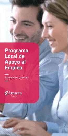 FOLLETO plae-3 - Cámara de Comercio de Valencia
