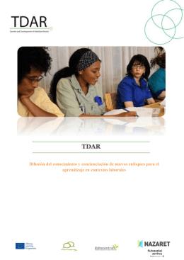 tdar folleto informativo
