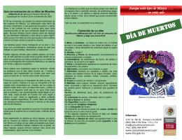 Día de Muertos - Amigos805.com