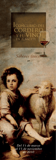 Folleto El cordero.indd
